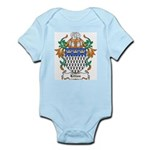 Litton Coat of Arms Infant Creeper