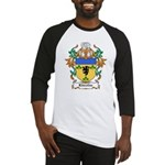 Lincolne Coat of Arms Baseball Jersey