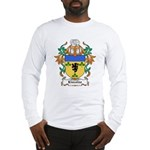 Lincolne Coat of Arms Long Sleeve T-Shirt