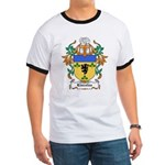 Lincolne Coat of Arms Ringer T