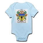 Lincolne Coat of Arms Infant Creeper
