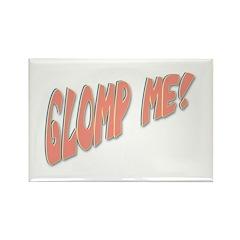 Glomp Me Rectangle Magnet (10 pack)