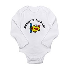 mommys co-pilot Body Suit