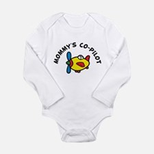 mommys co-pilot Body Suit