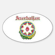 Azerbaijan Coat Of Arms Decal