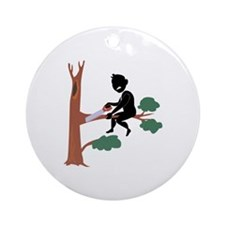 Tree Ornament (Round)