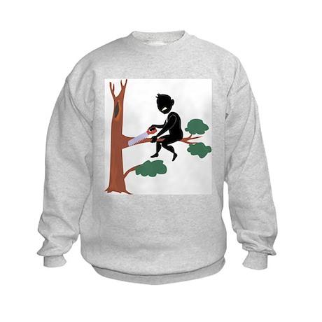 Tree Kids Sweatshirt