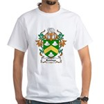 Levinge Coat of Arms, Family White T-Shirt