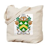 Levinge Coat of Arms, Family  Tote Bag