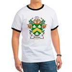 Levinge Coat of Arms, Family  Ringer T