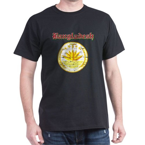 Bangladesh Coat Of Arms T-Shirt