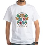 Leslie Coat of Arms White T-Shirt