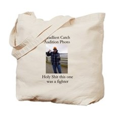 Deadliest Catch Tote Bag
