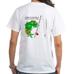 Combat-Fishing (R) T-Shirt