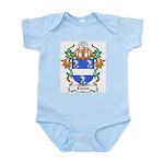 Lemon Coat of Arms, Family Cr Infant Creeper