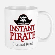 St. George Island Pirate - Mug