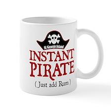 St. George Island Pirate - Mug