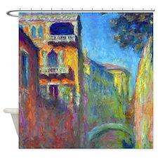 Monet - Rio Della Salute Shower Curtain