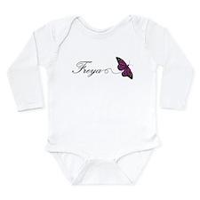 Freya - butterfly Body Suit