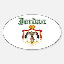 Jordan Coat Of Arms Decal