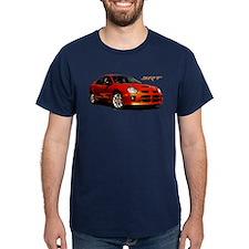 Orange SRT-4 Black T-Shirt