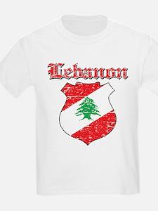 Lebanon Coat Of Arms T-Shirt