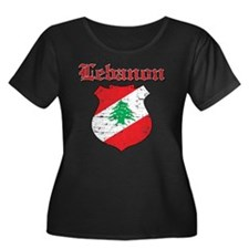 Lebanon Coat Of Arms T