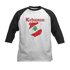 Lebanon Coat Of Arms Tee