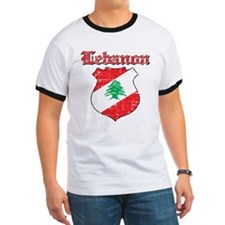 Lebanon Coat Of Arms T