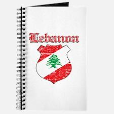 Lebanon Coat Of Arms Journal