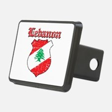 Lebanon Coat Of Arms Hitch Cover