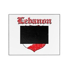 Lebanon Coat Of Arms Picture Frame