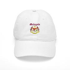 Malaysia Coat Of Arms Baseball Cap