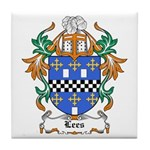 Lees Coat of Arms Tile Coaster