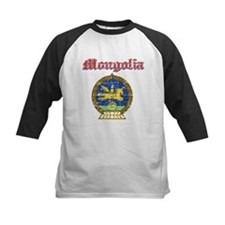 Mongolia Coat Of Arms Tee