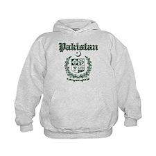 Pakistan Coat Of Arms Hoodie