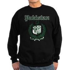Pakistan Coat Of Arms Sweatshirt
