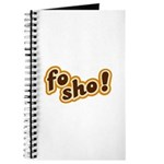 Fo Sho Journal