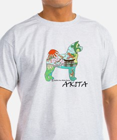 Akita National Treasure T-Shirt