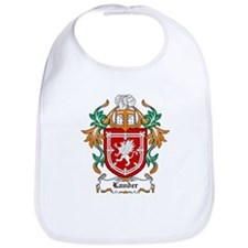 Lauder Coat of Arms Bib