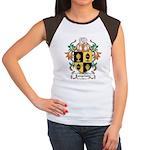 Langrishe Coat of Arms Women's Cap Sleeve T-Shirt