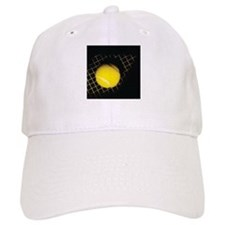 Surreal Tennis Baseball Cap