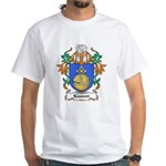 Lamont Coat of Arms White T-Shirt
