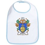 Lamont Coat of Arms Bib