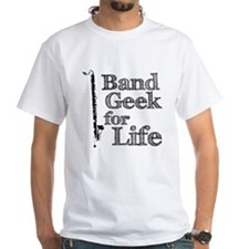Bass Clarinet Band Geek Shirt