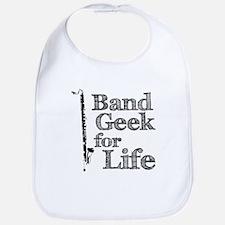 Bass Clarinet Band Geek Bib