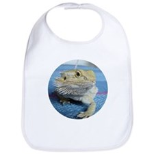 Cute Bearded dragon Bib