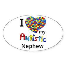 Autistic Nephew Decal