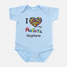 Autistic Nephew Infant Bodysuit
