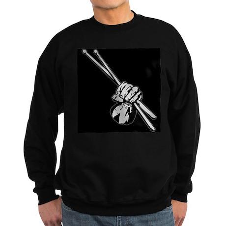 Drummers Rock! Sweatshirt (dark)